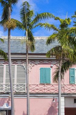 BA01438 Caribbean, Bahamas, Providence Island, Nassau, Parliment Square, Supreme Court