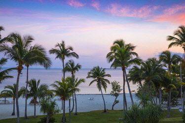 BA01259 Bahamas, Abaco Islands, Great Abaco, Marsh Harbour, Abaco Beach Resort and Marina