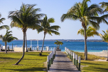 BA01260 Bahamas, Abaco Islands, Great Abaco, Marsh Harbour, Abaco Beach Resort and Marina