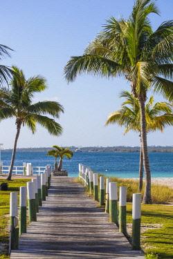 BA01261 Bahamas, Abaco Islands, Great Abaco, Marsh Harbour, Abaco Beach Resort and Marina
