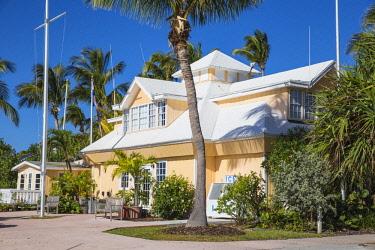 BA01270 Bahamas, Abaco Islands, Great Abaco, Marsh Harbour, Abaco Beach Resort and Marina
