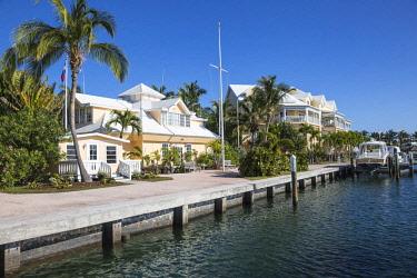 BA01271 Bahamas, Abaco Islands, Great Abaco, Marsh Harbour, Abaco Beach Resort and Marina