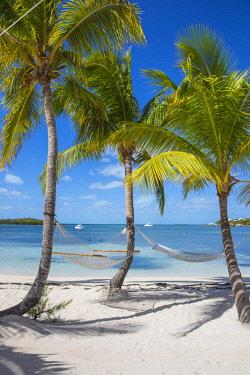 BA01273 Bahamas, Abaco Islands, Great Guana Cay, Sunset beach