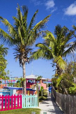 BA01278 Bahamas, Abaco Islands, Great Guana Cay, Nippers Bar