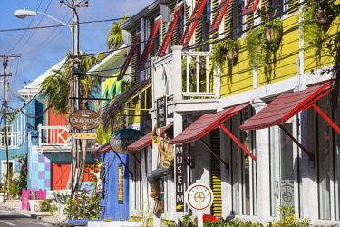 BA01149 Caribbean, Bahamas, Providence Island, Nassau, Heritage museum of the Bahamas
