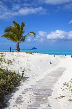 BA01294 Bahamas, Abaco Islands, Great Abaco, Beach at Treasure Cay