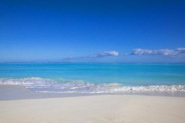 BA01301 Bahamas, Abaco Islands, Great Abaco, Beach at Treasure Cay