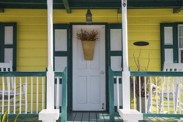 BA01317 Bahamas, Abaco Islands, Green Turtle Cay, New Plymouth