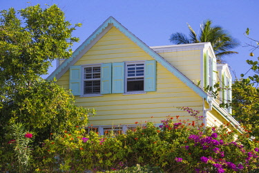 BA01200 Bahamas, Abaco Islands, Elbow Cay, Hope Town,