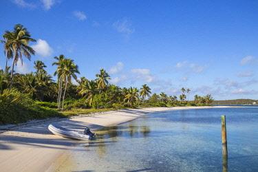 BA01223 Bahamas, Abaco Islands, Elbow Cay, Tihiti beach