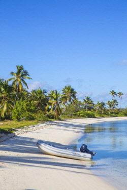 BA01224 Bahamas, Abaco Islands, Elbow Cay, Tihiti beach