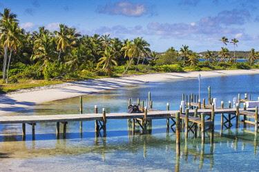 BA01225 Bahamas, Abaco Islands, Elbow Cay, Tihiti beach