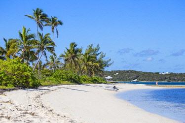 BA01228 Bahamas, Abaco Islands, Elbow Cay, Tihiti beach