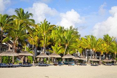 MTS0026 The beach at Shangri-La's Le Touessrok Hotel & Spa, Trou d'Eau Douce, Mauritius