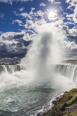 CA097RF Canada, Ontario, Niagara Falls, Horseshoe Falls