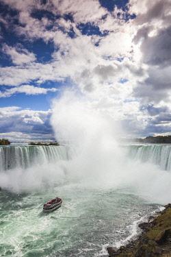 CA03204 Canada, Ontario, Niagara Falls, Horseshoe Falls