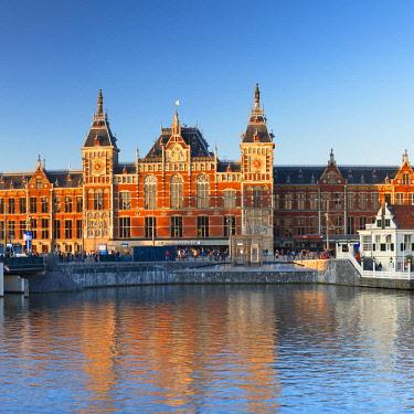 NLD0496AWRF Central Station, Amsterdam, Netherlands