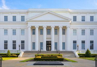 USA12724AWRF United States, Alabama, Montgomery. Alabama Department of Archives and History.