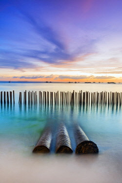 PHI1495AW Asia, South East Asia, Philippines, Western Visayas, Boracay, Dinwid Beach