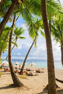 PHI1519AW Asia, South East Asia, Philippines, Western Visayas, Boracay, Dinwid Beach