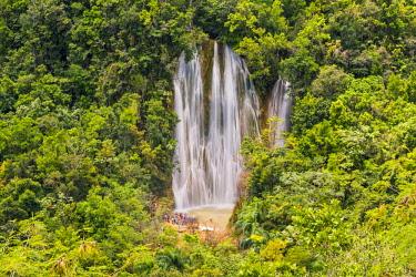 DMR0049AW El Limon, Santa Barbara de Samana, Samana peninsula, Dominican Republic.