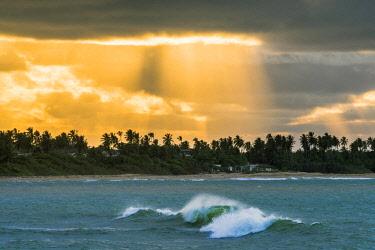 DMR0050AW Playa Moron, Las Terrenas, Samana Peninsula, Dominican Republic.