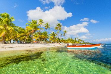 DMR0094AW Mano Juan, Saona Island, East National Park (Parque Nacional del Este), Dominican Republic, Caribbean Sea.