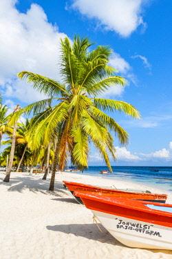 DMR0095AW Mano Juan, Saona Island, East National Park (Parque Nacional del Este), Dominican Republic, Caribbean Sea.