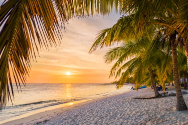 DMR0102AW Mano Juan, Saona Island, East National Park (Parque Nacional del Este), Dominican Republic, Caribbean Sea.