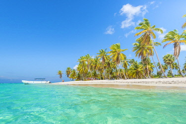 DMR0107AW Canto de la Playa, Saona Island, East National Park (Parque Nacional del Este), Dominican Republic, Caribbean Sea.