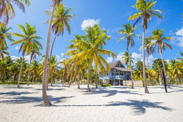 DMR0113AW Canto de la Playa, Saona Island, East National Park (Parque Nacional del Este), Dominican Republic, Caribbean Sea.