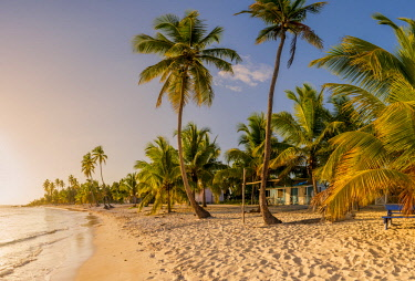DMR0126AW Mano Juan, Saona Island, East National Park (Parque Nacional del Este), Dominican Republic, Caribbean Sea.