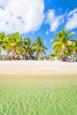 DMR0158AWRF Mano Juan, Saona Island, East National Park (Parque Nacional del Este), Dominican Republic, Caribbean Sea.
