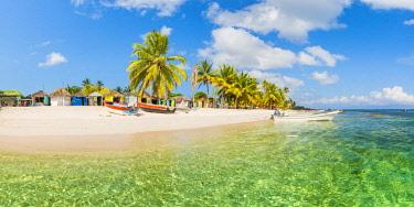 DMR0160AWRF Mano Juan, Saona Island, East National Park (Parque Nacional del Este), Dominican Republic, Caribbean Sea.