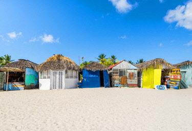 DMR0161AWRF Mano Juan, Saona Island, East National Park (Parque Nacional del Este), Dominican Republic, Caribbean Sea.