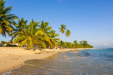 DMR0170AWRF Mano Juan, Saona Island, East National Park (Parque Nacional del Este), Dominican Republic, Caribbean Sea.