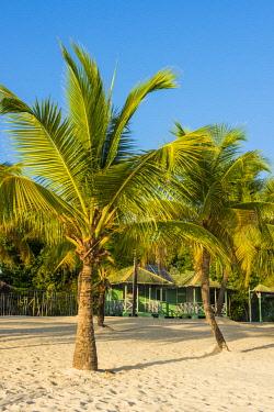DMR0171AWRF Mano Juan, Saona Island, East National Park (Parque Nacional del Este), Dominican Republic, Caribbean Sea.