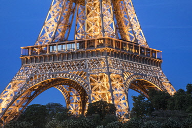 FR20312 Eiffel Tower, Paris, France