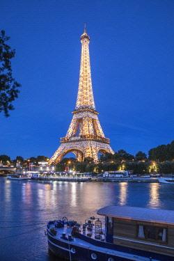 FR20314 Eiffel Tower, Paris, France
