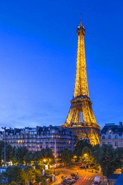 FR20369 Eiffel Tower, Paris, France