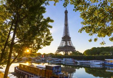 FR20269 Eiffel Tower, Paris, France
