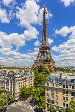 FR20288 Eiffel Tower, Paris, France