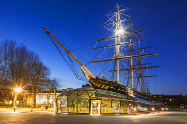 TPX59474 England, London, Greenwich, The Cutty Sark