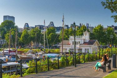 NL02336 Netherlands, South Holland, Rotterdam, Veerhaven