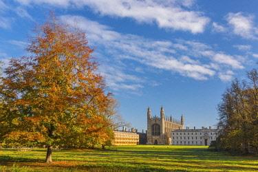 UK08148 UK, England, Cambridgeshire, Cambridge, The Backs, King's College, King's College Chapel