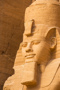 EG03178 Egypt, Abu Simbel, The Great Temple, known as Temple of Ramses II