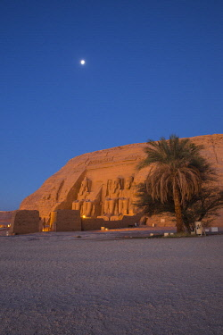 EG03191 Egypt, Abu Simbel, The Great Temple, known as Temple of Ramses II