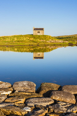 IRL0603AWRF Connemara, County Galway, Connacht province, Republic of Ireland, Europe. Countryside landscape.