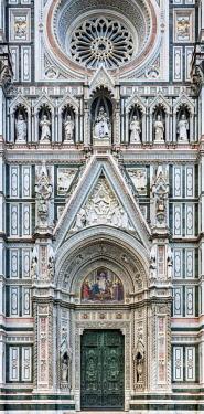 ITA10645AW Europe, Italy, Tuscany, Florence, Santa Maria del Fiore, Florence Cathedral, Duomo,
