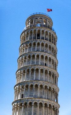 ITA10774AW Europe, Italy, Tuscany, Pisa, Torre di Pisa, Leaning Tower of Pisa